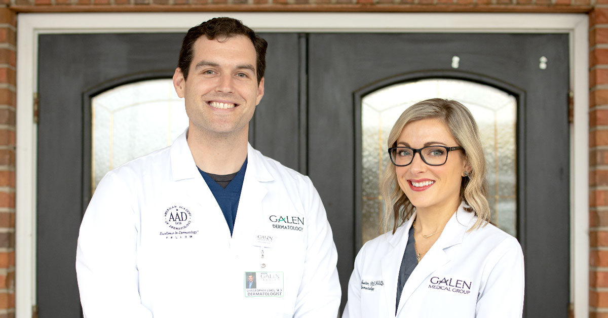 Our Chattanooga dermatologists strive always to provide excellent patient care, treating everything from acne to psoriasis to skin cancer, as well as cosmetic concerns.